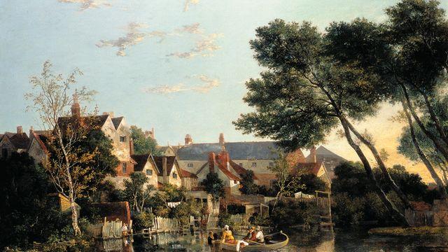 """A Passion for Landscape: Rediscovering John Crome"" – Norwich Castle Museum until 5th September"